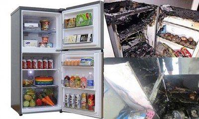 Tin tức đời sống ngày 16/12: Thủng hai màng nhĩ vì tủ lạnh phát nổ khi đang sửa