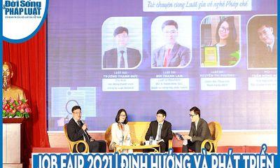 Văn - Xã - Job Fair 2021 - Định hướng và phát triển nghề nghiệp