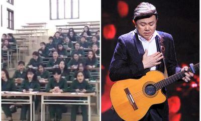 Sinh viên ĐH Vinh hát
