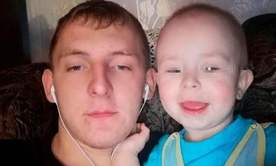 Bé trai 2 tuổi cả người cháy đen được tìm thấy trong tuyết, bất ngờ danh tính kẻ thủ ác