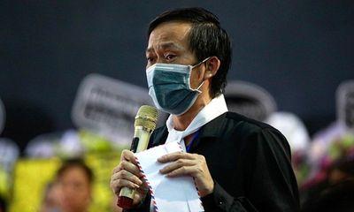 Hé lộ tình hình sức khỏe của NSƯT Hoài Linh sau đám tang nghệ sĩ Chí Tài