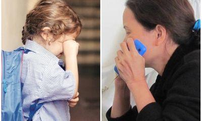 Phụ huynh tố con trai 7 tuổi bị dán băng dính lên miệng, giáo viên khai nhận chỉ là