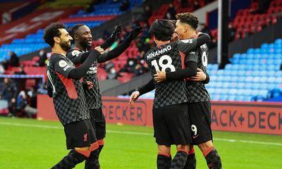 Thắng tưng bừng 7-0, Liverpool thiết lập hàng loạt kỷ lục