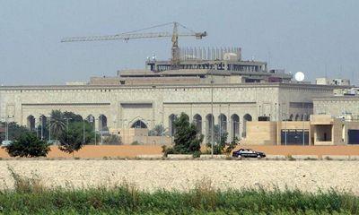 Mưa rocket nhắm vào Đại sứ quán Mỹ tại Iraq khiến thủ đô Baghdad rung chuyển