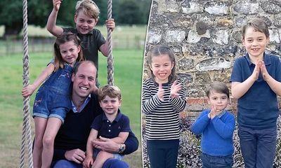 """9 bức ảnh gây bão của hoàng gia Anh: Gia đình Công nương Kate """"phủ sóng"""""""