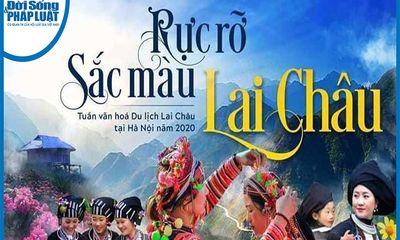 Rực rỡ sắc màu văn hóa Lai Châu tại TP Hà Nội