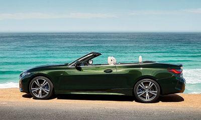 Thế giới Xe - Soi mẫu BMW 4-Series Convertible 2021 giá từ 1,5 tỷ đồng