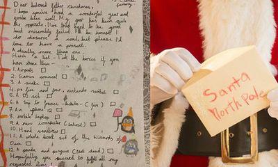 Nếu ông già Noel có thật chắc cũng