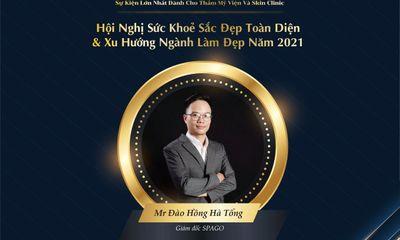 CEO SPAGO - Đào Hồng Hà và bước đột phá công nghệ trong thời đại 4.0