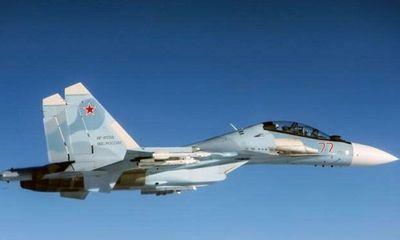 Quân đội Nga điều tiêm kích Su-30