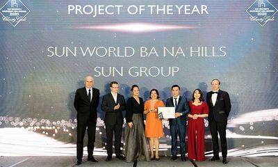 Sun Group giành cú đúp tại Dot Property Awards khu vực Đông Nam Á 2020
