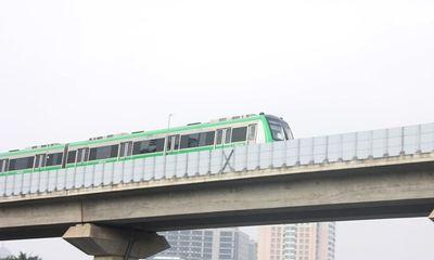 Đường sắt Cát Linh - Hà Đông sắp khai thác thương mại, lương lao động vận hành là bao nhiêu?