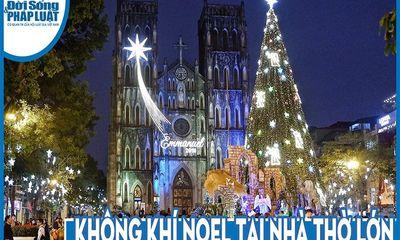Văn - Xã - Rộn ràng không khí Giáng sinh tại Thủ Đô