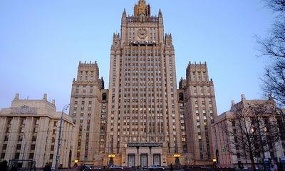 Bộ Ngoại giao Nga bị đánh cắp khoản tiền lớn