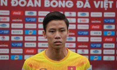 Bị rách cơ, đội trưởng Quế Ngọc Hải lỡ trận tái đấu U22 Việt Nam
