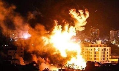 Tin tức quân sự mới nhất ngày 26/12: Không quân Israel không kích các mục tiêu Hamas ở Dải Gaza