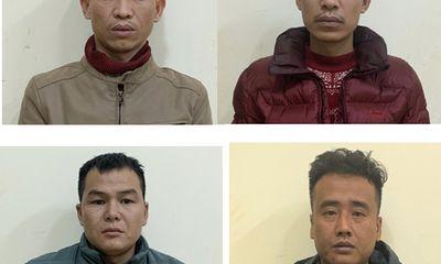 Công an truy đuổi 3 ôtô chở 9 người Trung Quốc nhập cảnh trái phép như phim hành động