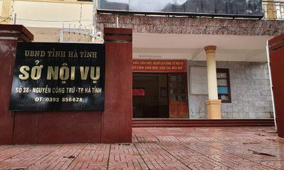 Vụ công chức, viên chức tuyển dụng sai 19 năm ở Hà Tĩnh: Cần xem xét trách nhiệm người trong hội đồng tuyển dụng