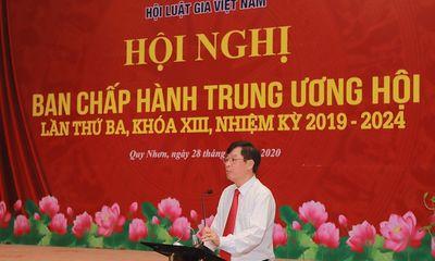 Hội Luật gia Việt Nam có tân Tổng Thư ký