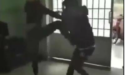 Đồng Nai: Nữ sinh lớp 6 bị bạn đưa về nhà hành hung dã man, bắt quỳ gối