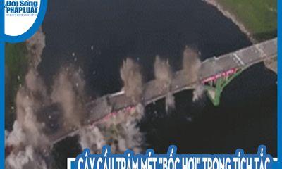 Video: Cây cầu trăm mét