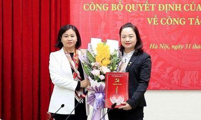 Chân dung tân nữ Bí thư Huyện ủy Ứng Hòa 43 tuổi