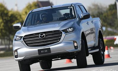 Thế giới Xe - Mazda BT-50 đời mới chuẩn bị nhập về Việt Nam,