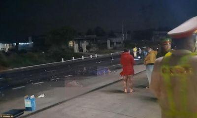 Trên đường về quê nghỉ Tết, 2 thanh niên 19 tuổi gặp tai nạn tử vong thương tâm