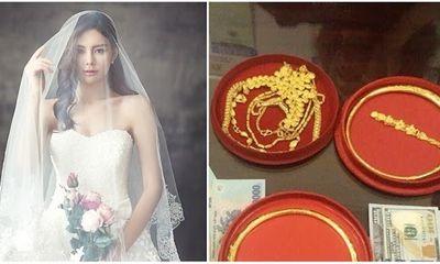 Vàng cưới là tài sản chung hay riêng của vợ chồng?