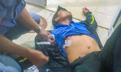 Nam nhân viên trạm BOT Ninh Xuân bị đâm trọng thương