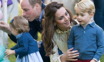 Công nương Anh chia sẻ bí kíp nuôi dạy con cái trong gia đình hoàng gia