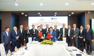 Tập đoàn Hưng Thịnh và Hưng Thịnh Incons ký kết hợp tác chiến lược cùng Tập đoàn Đèo Cả