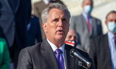 Lãnh đạo đảng Cộng hoà tại Hạ Viện tuyên bố ủng hộ nỗ lực lật ngược kết quả bầu cử