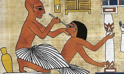 9 điều ít ai biết về cuộc sống của người Ai Cập cổ đại: Thực hiện ca mổ khó, còn biết chơi bowling