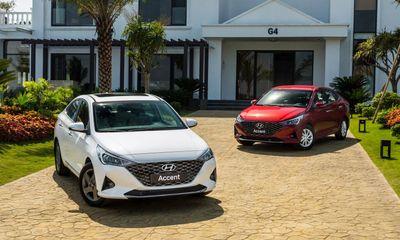 Thế giới Xe - Bảng giá xe ô tô Huyndai mới nhất tháng 1/2021: Mẫu sedan Accent 2021 giữ nguyên giá bán 426,1 triệu đồng