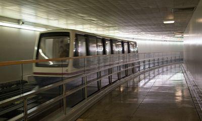 Cận cảnh tuyến đường ngầm dưới lòng đất giúp các nghị sĩ Mỹ sơ tán giữa 'cuồng phong biểu tình' ngày 6/1