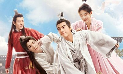 Cúc Tịnh Y, Tống Uy Long cùng dàn trai xinh gái đẹp