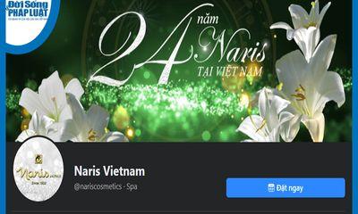 Đơn thư Online: Khách hàng tố sản phẩm của Spa Naris Việt Nam gây kích ứng