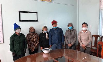 Quảng Trị: Đưa 6 người nhập cảnh trái phép từ Lào vào Việt Nam đi cách ly