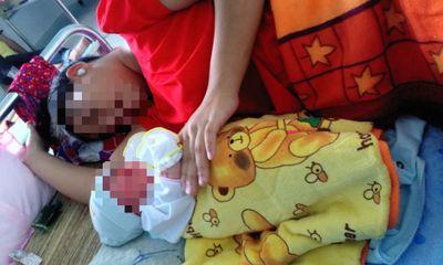 Vụ nữ sinh lớp 7 tự sinh con trong nhà vệ sinh: Đi nhà nghỉ với thanh niên quen qua mạng?