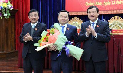 Chân dung tân Phó Chủ tịch HĐND tỉnh Quảng Nam
