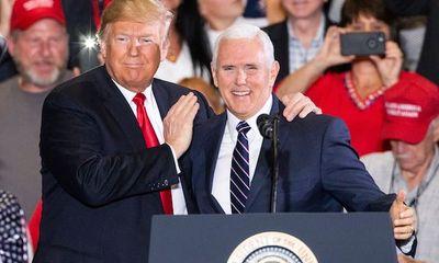 Phó Tổng thống Pence dội