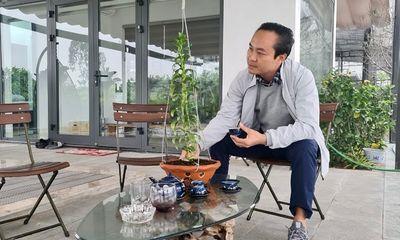 Nghệ nhân Minh Xa không hối hận khi theo đuổi đam mê với hoa lan