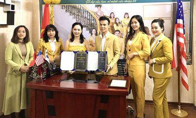 Linh Nham Group bổ nhiệm tân phó tổng giám đốc khu vực