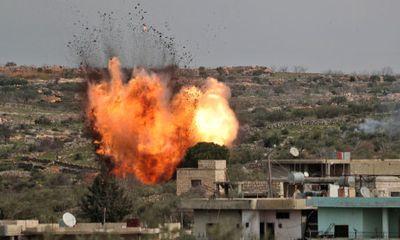 Israel không kích dữ dội vào Syria, hàng chục người thiệt mạng