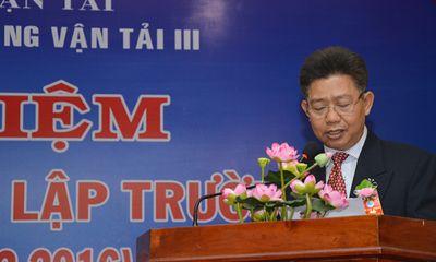 Bộ GTVT phản hồi về thông tin đưa người không đủ tiêu chuẩn làm Chủ tịch Hội đồng trường