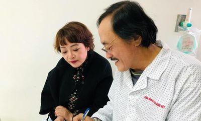 Nghệ sĩ Giang Còi mất giọng nói phải nhập viện, chia sẻ đầy thấm thía