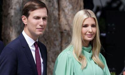 Mật vụ Mỹ tố tiết lộ tình huống khó xử trong thời gian bảo vệ vợ chồng Ivanka Trump