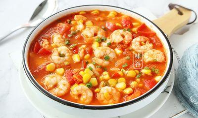 Tôm nấu cà chua thêm hạt này, cả nhà được món ngon, tốt cho sức khỏe