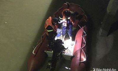 Để lại xe máy, người phụ nữ 38 tuổi gieo mình xuống sông Lam tự vẫn